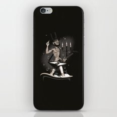 Towering Genius Disdains a Beaten Path iPhone & iPod Skin