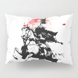 Samurai Japan Pillow Sham