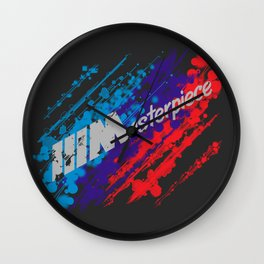 ///Masterpiece v3 HQvector Wall Clock