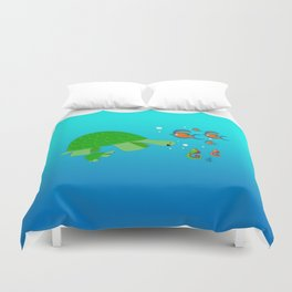 Sea Buddies Duvet Cover