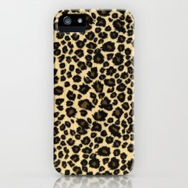 Leoprint iPhone Case