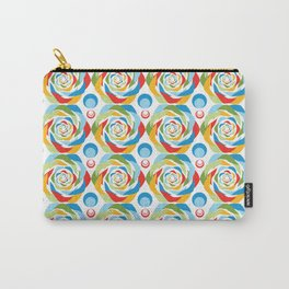 Rose Abstraction Carry-All Pouch