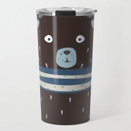 Amused Bear Travel Mug