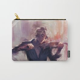 Violin and James Carstairs Carry-All Pouch