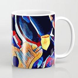 Hot Lava ~ Horse Skull Coffee Mug