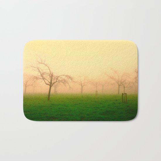 Morning Fog  - JUSTART © Bath Mat