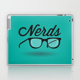 Get your nerd on Laptop & iPad Skin
