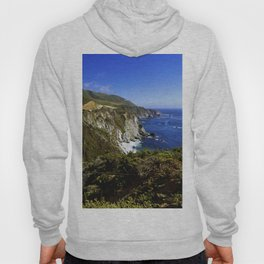 Bixby creek bridge, Big Sur, CA. Hoody