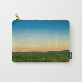 Dusk Falls Over The Pocono Mountains Carry-All Pouch