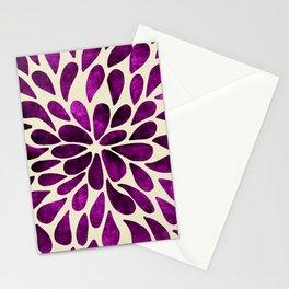 Petal Burst #21 Stationery Cards