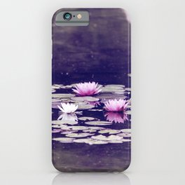 LOTUS I iPhone Case