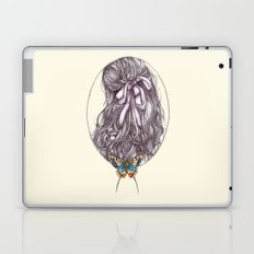 Bow and Butterfly Laptop & iPad Skin