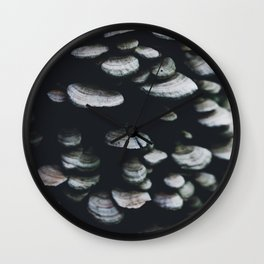 The Nature Stack Wall Clock