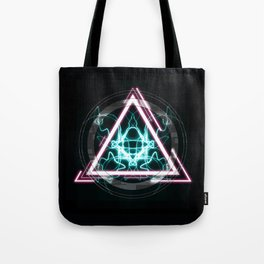 No Going Back Tote Bag