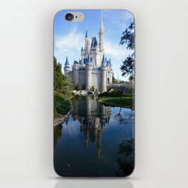 Castle Reflection iPhone Skin