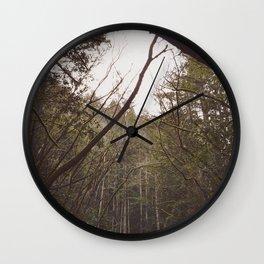 T r e a s  Wall Clock