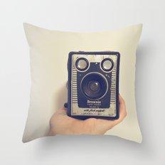 KODAK FAITH Throw Pillow