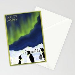 Peace (Southern Lights) Stationery Cards