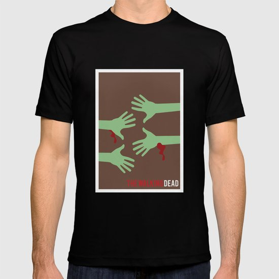 The Walking Dead - Minimalist T-shirt