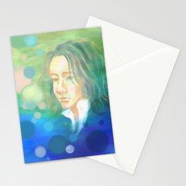 The Bravest Man Stationery Cards