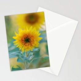 Kelly's Sunflowers Stationery Cards