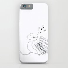 mouse pianist iPhone 6s Slim Case