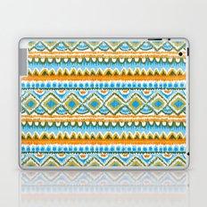 Desert Sunrise Ikat Laptop & iPad Skin