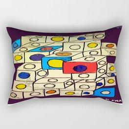 CUBE-BIT Rectangular Pillow