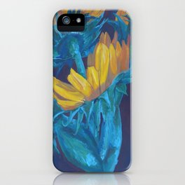 Looking Back Seeing Beauty iPhone Case