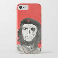 che iPhone & iPod Cases featuring CHE by Lucas Schievenin