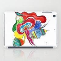 medusa iPad Cases featuring Medusa by Gosia&Helena