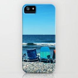 Rye Beach iPhone Case