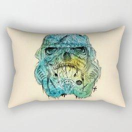 Storm Zombie Rectangular Pillow