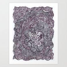 Daydream Aftermath Art Print
