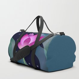 Star Lotus Duffle Bag