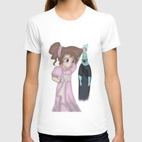 hercules T-shirts featuring Hercules' Meg/Megara and Hades by _littlevoice