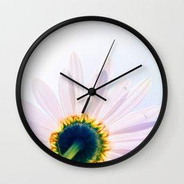 Blooming Daisy Wall Clock