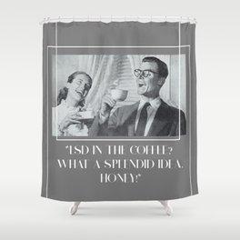 Splendid Idea Shower Curtain