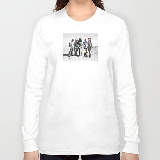 The Project 2 Collage Long Sleeve T-shirt
