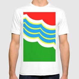 Flag of Tiraspol T-shirt