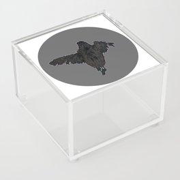 Fledgling; Acrylic Box