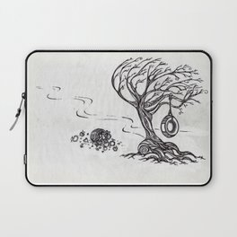 Nicole's Tree Tattoo Laptop Sleeve