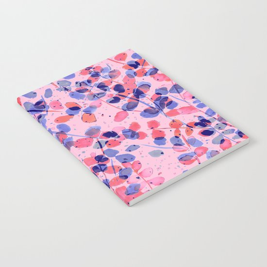 Synergy Coral Notebook