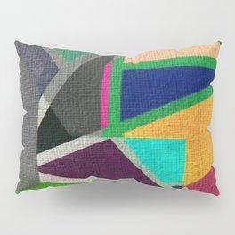 Complicerend Piet Mondriaan Pillow Sham