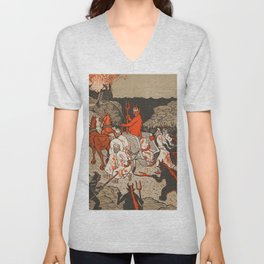 Devil Parade Unisex V-Neck