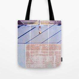 basketball court 3 Tote Bag