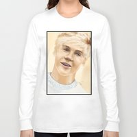 niall Long Sleeve T-shirts featuring Niall by Sayrise