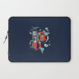 Bounty Hunter Space Cat Killa Laptop Sleeve