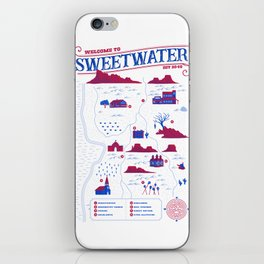 Welcome to Sweetwater iPhone Skin
