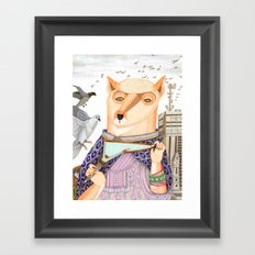 Bearox Framed Art Print